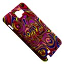 Abstract Shimmering Multicolor Swirly Samsung Galaxy Note 1 Hardshell Case View5