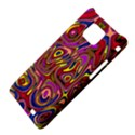 Abstract Shimmering Multicolor Swirly Samsung Galaxy S2 i9100 Hardshell Case  View4