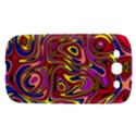 Abstract Shimmering Multicolor Swirly Samsung Galaxy S III Hardshell Case  View1