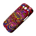 Abstract Shimmering Multicolor Swirly Samsung Galaxy S III Hardshell Case  View4