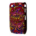 Abstract Shimmering Multicolor Swirly Curve 8520 9300 View3