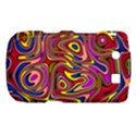 Abstract Shimmering Multicolor Swirly Torch 9800 9810 View1