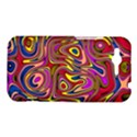 Abstract Shimmering Multicolor Swirly HTC Rhyme View1