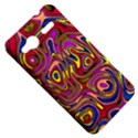 Abstract Shimmering Multicolor Swirly HTC Radar Hardshell Case  View5