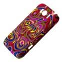 Abstract Shimmering Multicolor Swirly HTC Sensation XL Hardshell Case View4