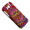 Abstract Shimmering Multicolor Swirly HTC Sensation XL Hardshell Case View5