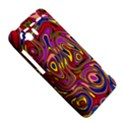 Abstract Shimmering Multicolor Swirly HTC Vivid / Raider 4G Hardshell Case  View5