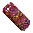 Abstract Shimmering Multicolor Swirly HTC Desire S Hardshell Case View5