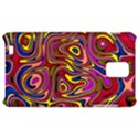Abstract Shimmering Multicolor Swirly Samsung Infuse 4G Hardshell Case  View1