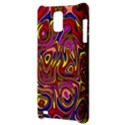 Abstract Shimmering Multicolor Swirly Samsung Infuse 4G Hardshell Case  View3