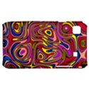 Abstract Shimmering Multicolor Swirly Samsung Galaxy S i9000 Hardshell Case  View1