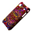 Abstract Shimmering Multicolor Swirly Samsung Galaxy S i9000 Hardshell Case  View4