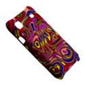 Abstract Shimmering Multicolor Swirly Samsung Galaxy S i9000 Hardshell Case  View5