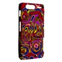 Abstract Shimmering Multicolor Swirly Motorola Droid Razr XT912 View2