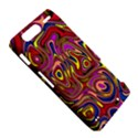 Abstract Shimmering Multicolor Swirly Motorola Droid Razr XT912 View5