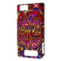Abstract Shimmering Multicolor Swirly Motorola DROID X2 View3