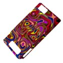 Abstract Shimmering Multicolor Swirly Motorola DROID X2 View4
