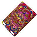 Abstract Shimmering Multicolor Swirly Kindle Touch 3G View4