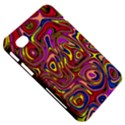 Abstract Shimmering Multicolor Swirly Samsung Galaxy Tab 7  P1000 Hardshell Case  View5