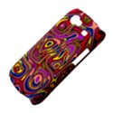 Abstract Shimmering Multicolor Swirly Samsung Galaxy Nexus S i9020 Hardshell Case View4