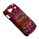 Abstract Shimmering Multicolor Swirly Samsung Galaxy Nexus S i9020 Hardshell Case View5