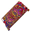 Abstract Shimmering Multicolor Swirly Apple iPad 2 Hardshell Case (Compatible with Smart Cover) View4