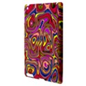 Abstract Shimmering Multicolor Swirly Apple iPad 3/4 Hardshell Case View3