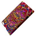 Abstract Shimmering Multicolor Swirly Apple iPad 3/4 Hardshell Case View4