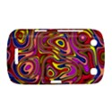 Abstract Shimmering Multicolor Swirly BlackBerry Curve 9380 View1