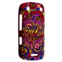 Abstract Shimmering Multicolor Swirly BlackBerry Curve 9380 View2