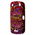 Abstract Shimmering Multicolor Swirly BlackBerry Curve 9380 View3