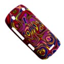 Abstract Shimmering Multicolor Swirly BlackBerry Curve 9380 View5