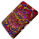 Abstract Shimmering Multicolor Swirly Samsung Galaxy Tab 8.9  P7300 Hardshell Case  View4