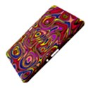 Abstract Shimmering Multicolor Swirly Samsung Galaxy Tab 10.1  P7500 Hardshell Case  View4