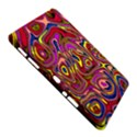 Abstract Shimmering Multicolor Swirly Samsung Galaxy Tab 10.1  P7500 Hardshell Case  View5