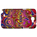Abstract Shimmering Multicolor Swirly Samsung Galaxy Note 2 Hardshell Case View1