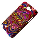 Abstract Shimmering Multicolor Swirly Samsung Galaxy Note 2 Hardshell Case View4