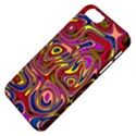 Abstract Shimmering Multicolor Swirly Apple iPhone 5 Classic Hardshell Case View4