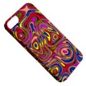 Abstract Shimmering Multicolor Swirly Apple iPhone 5 Classic Hardshell Case View5