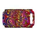 Abstract Shimmering Multicolor Swirly Samsung Galaxy S III Hardshell Case (PC+Silicone) View1