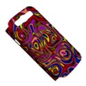 Abstract Shimmering Multicolor Swirly Samsung Galaxy S III Hardshell Case (PC+Silicone) View5
