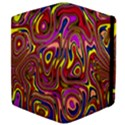 Abstract Shimmering Multicolor Swirly Kindle Fire (1st Gen) Flip Case View4