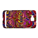 Abstract Shimmering Multicolor Swirly Samsung Ativ S i8750 Hardshell Case View1