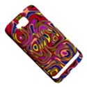 Abstract Shimmering Multicolor Swirly Samsung Ativ S i8750 Hardshell Case View5