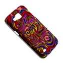 Abstract Shimmering Multicolor Swirly Samsung Galaxy Premier I9260 Hardshell Case View5