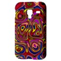Abstract Shimmering Multicolor Swirly Samsung Galaxy Ace Plus S7500 Hardshell Case View3