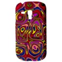 Abstract Shimmering Multicolor Swirly Samsung Galaxy S3 MINI I8190 Hardshell Case View3
