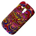 Abstract Shimmering Multicolor Swirly Samsung Galaxy S3 MINI I8190 Hardshell Case View4