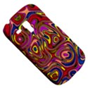 Abstract Shimmering Multicolor Swirly Samsung Galaxy S3 MINI I8190 Hardshell Case View5