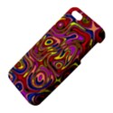 Abstract Shimmering Multicolor Swirly Apple iPhone 5 Premium Hardshell Case View4